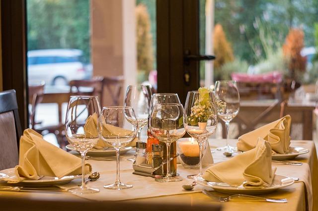 Wat eten we vandaag? Bacteriën en restaurants.