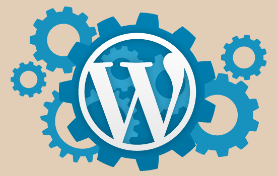 MKB website met WordPress