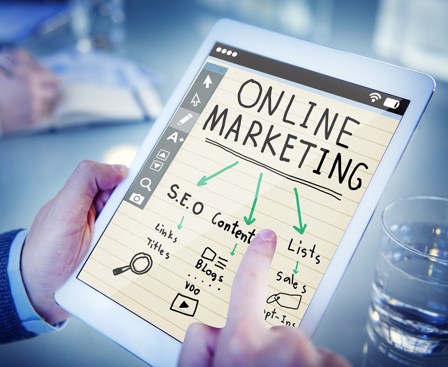 Online marketing advies