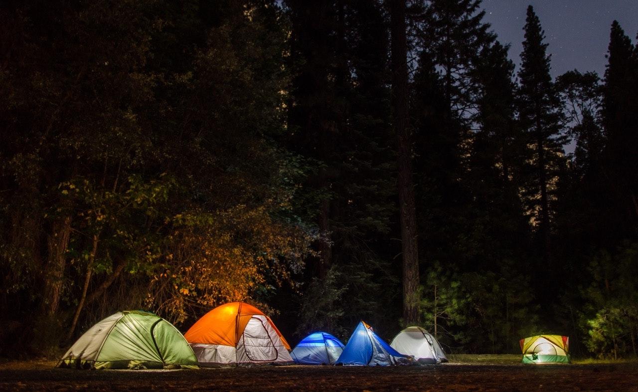 Op zoek naar de beste camping