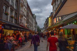 Winkelen in Dusseldorf