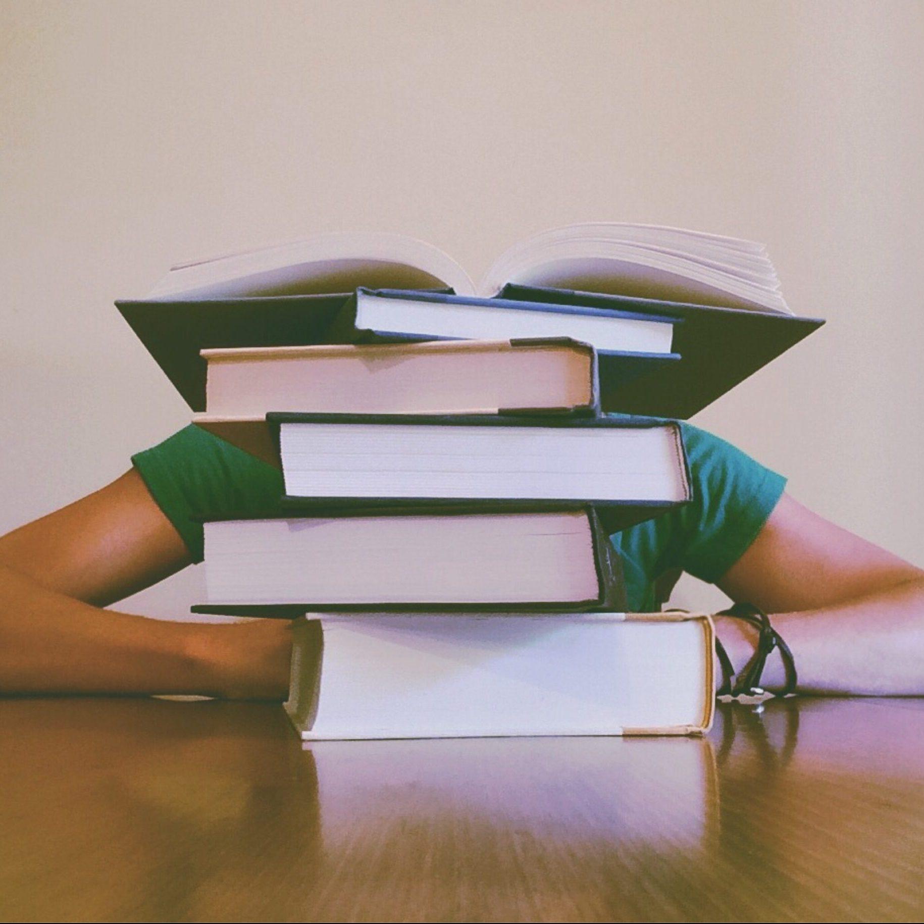 Studieboeken aanschaffen
